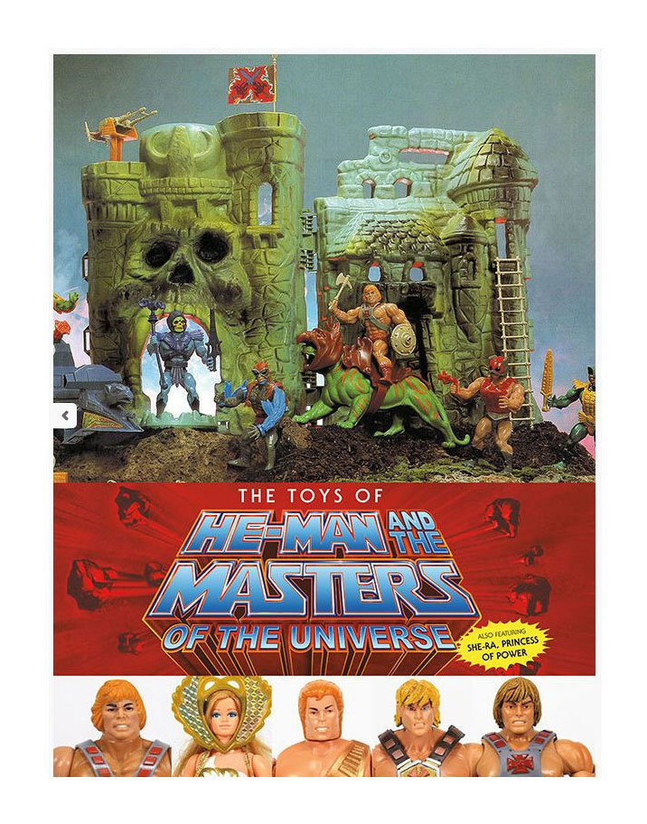 MASTERS OF THE UNIVERSE ARTBOOK