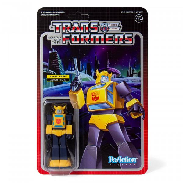 Transformers ReAction Bumblebee