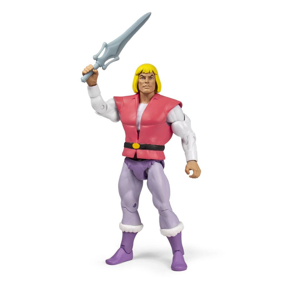 Masters of the Universe Club Grayskull Prinz Adam