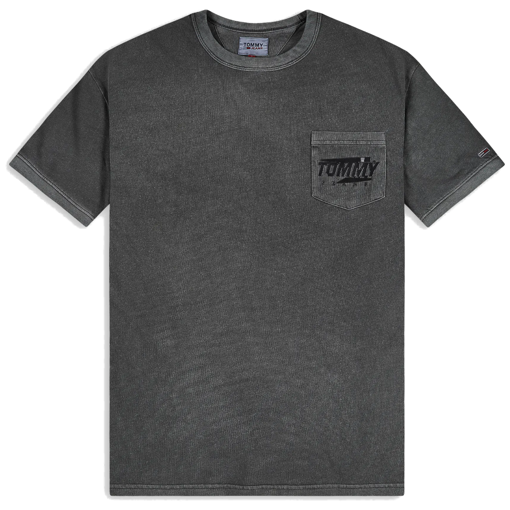 POCKET GRAPHIC TEE