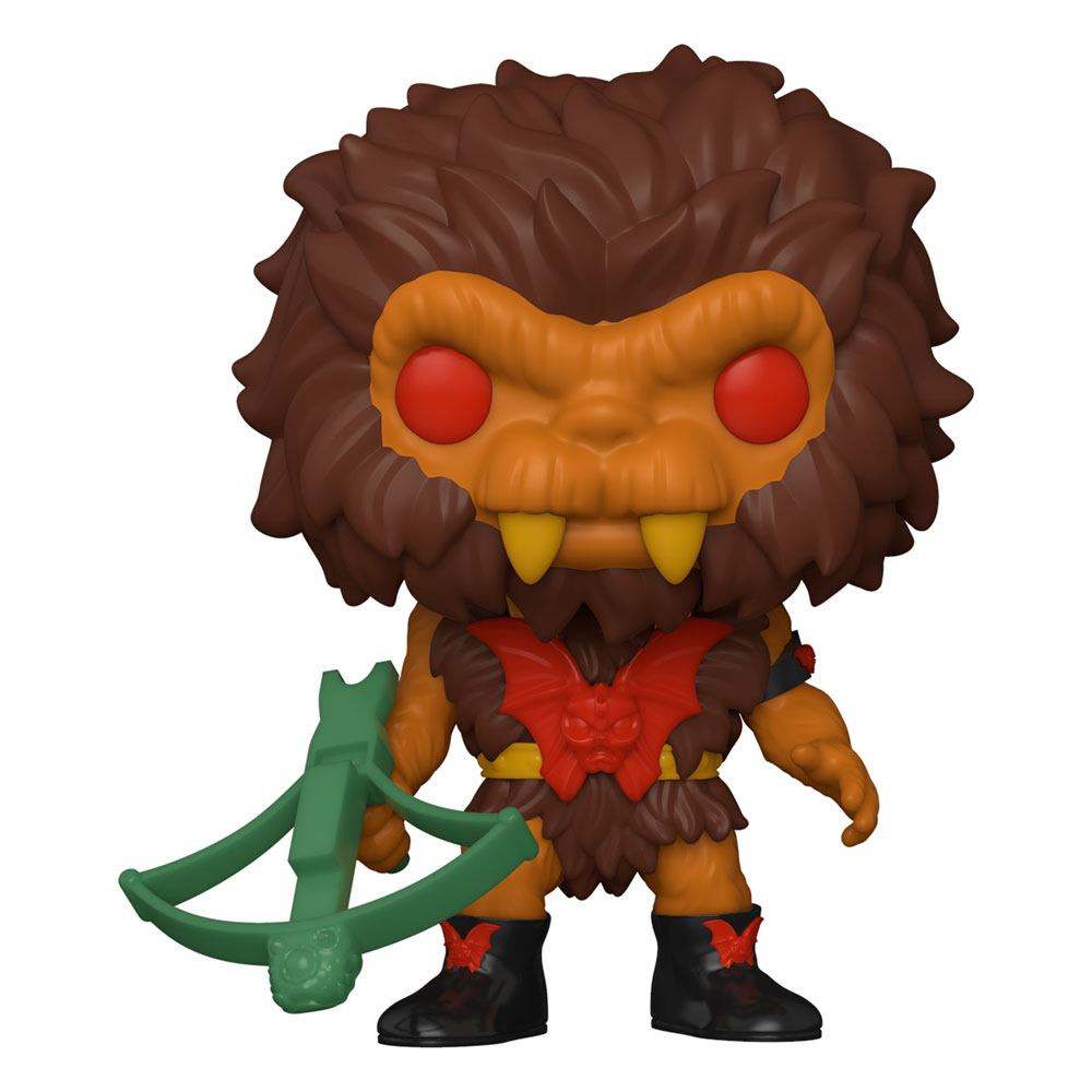 GRIZZLOR POP!