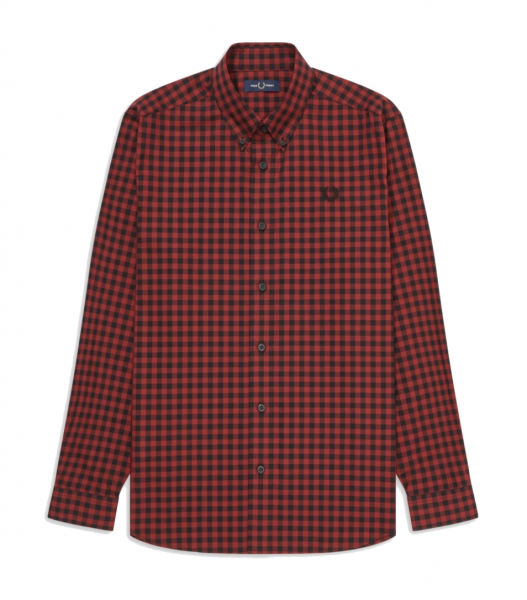 2 COULOUR GINGHAM SHIRT