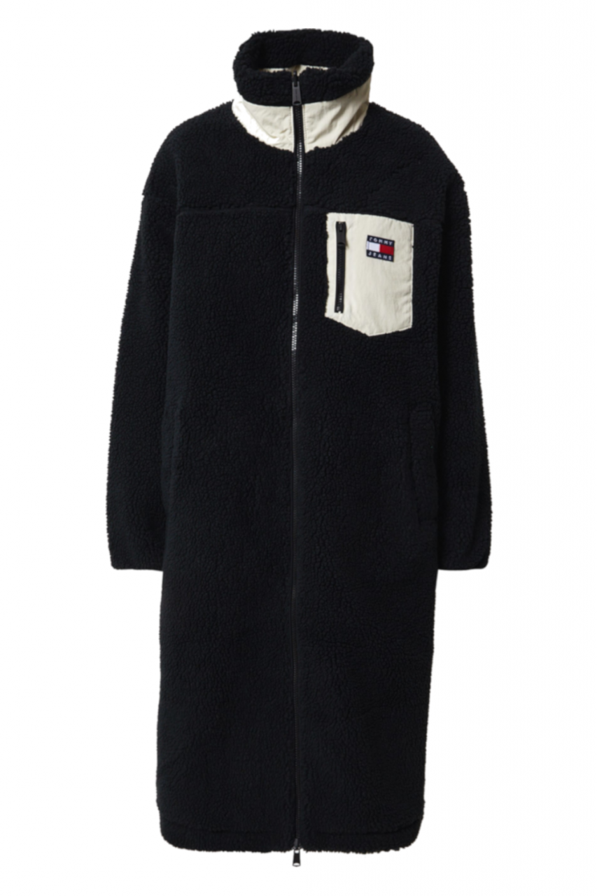 TJW REVERSIBLE SHERPA COAT