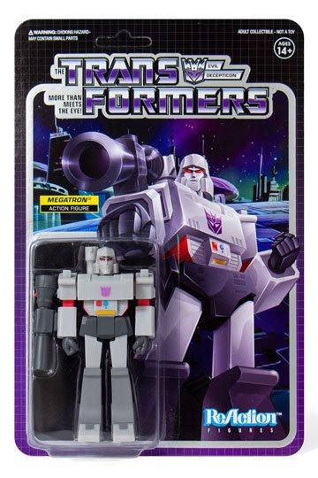 Transformers ReAction Megatron