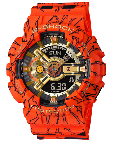 G-SHOCK X DRAGONBALL Z
