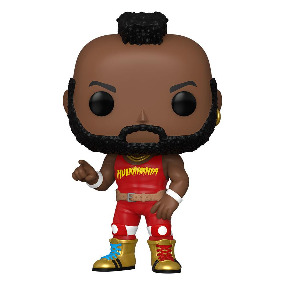 MR. T WWE POP!
