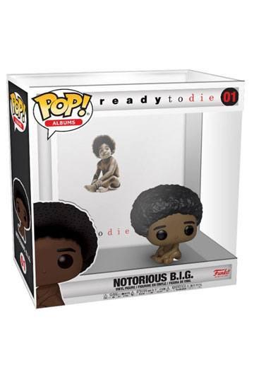 Notorious B.I.G. POP! Albums Vinyl Figur