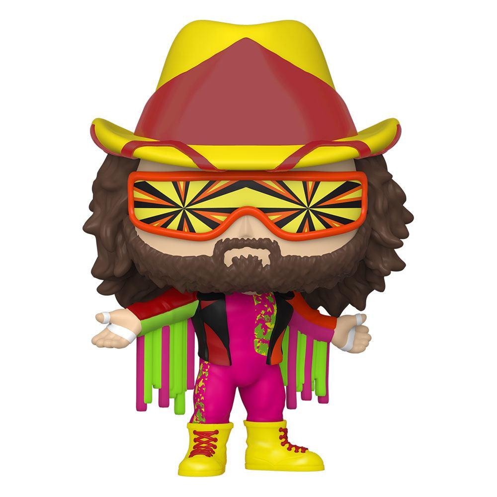 MACHO MAN RANDY SAVAGE WWE POP!