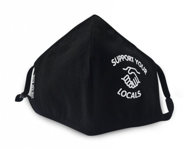 SUPPORT YOUR LOCAL MASK