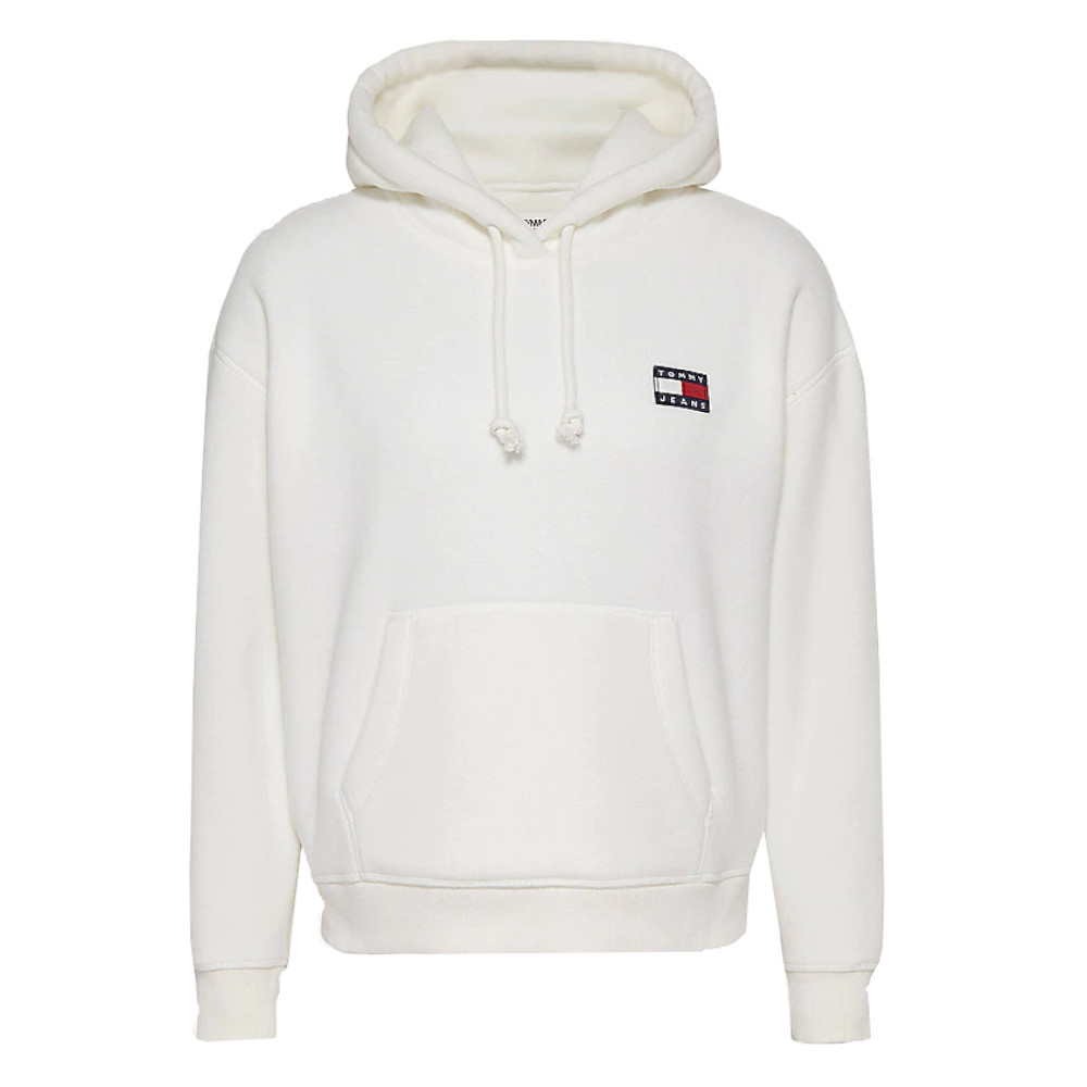 BADGE POLAR FLEECE HOODIE