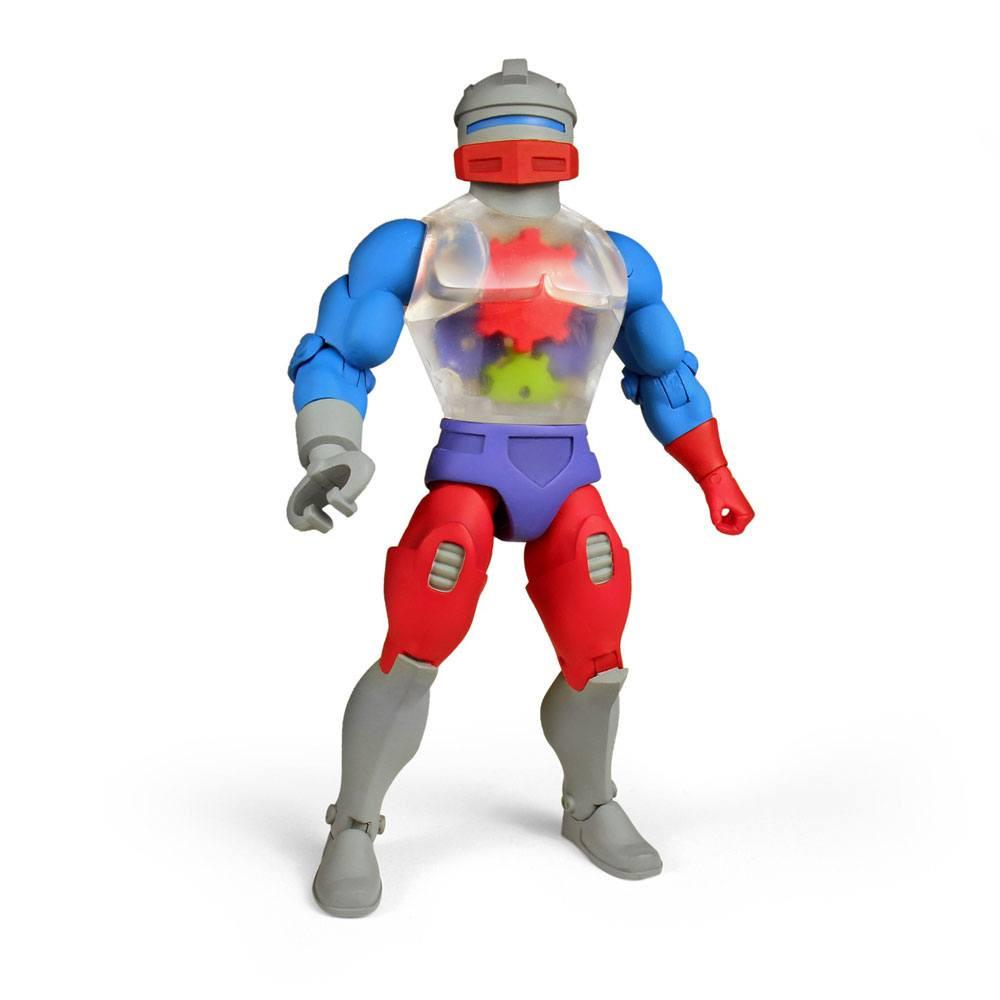 Masters of the Universe Club Grayskull Roboto